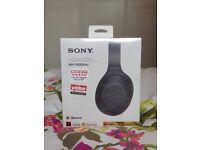 Brand New Sony WH-1000XM2 Wireless Headphones + Receipt