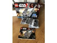 Lego - Star Wars Kylo Ren's Command Shuttle 75104