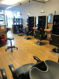 Barbers shop for sale £5,000
