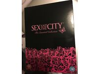 Sex and The City - The Essential Collection