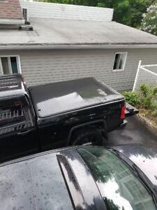 Toile pour boîte de Pick-up