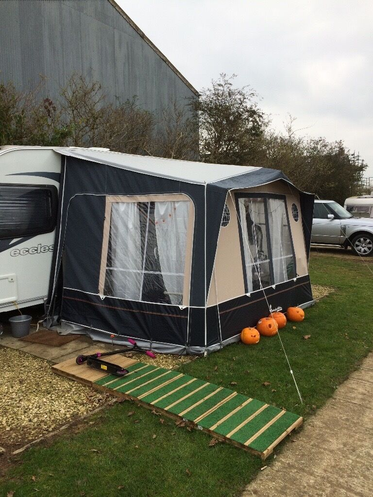 Isabella Magnum Porch Awning With Carbon Poles And Isafix