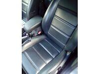 Ford focus leather interior