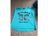 Girls top great condition