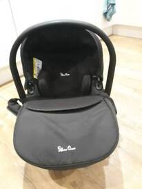 Silvercross car seat 0+ Simplicity infant carrier