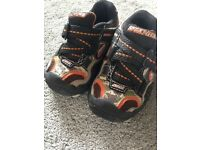 Boys trainer infant size 2