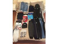 Boys Clothes 10 - 11 yrs old - Great bundle!! includes Tokyo, Nike & Puma articles
