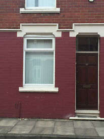 2 BEDROOM HOUSE TO RENT - CENTRAL MIDDELSBROUGH - AVAILABLE NOW