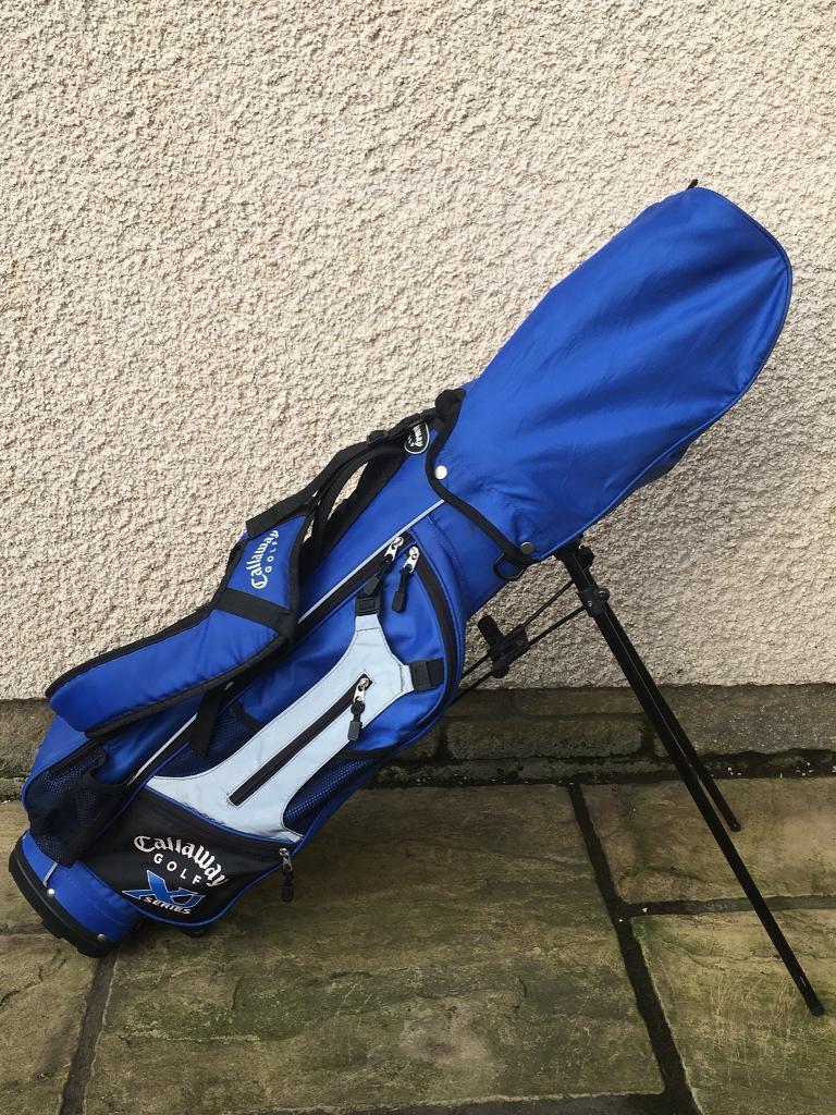 Callaway Junior XJ Golf Set 9-12 years
