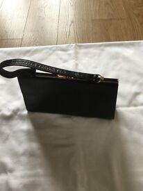 Vintage leather handbag