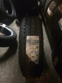 215/70/15 brand new kumbo tyres