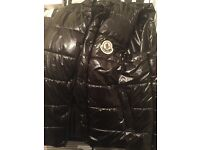 Moncler body warmer for sale £100 barely worn medium