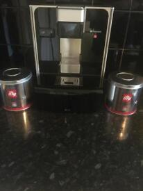 Illy espresso machine by hotpoint