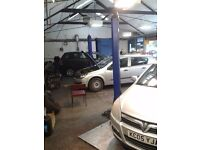 MECHANIC WORKSHOP GARAGE available redbridge