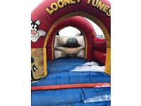 Bouncey Castle and blower