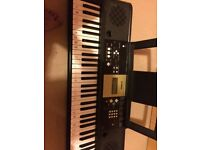 Yamaha -YPT-220 and Stand in very good condition