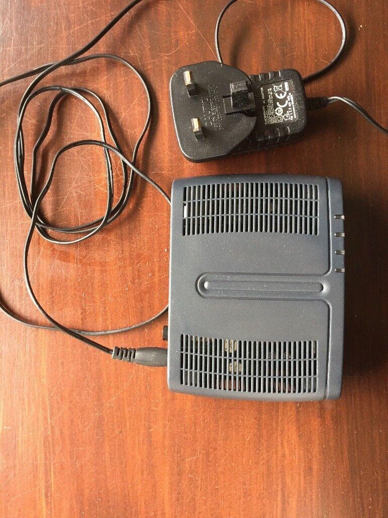 SpeedTouch ST510 v6 ADSL Modem Internet Router DSLBB604PGEAA6 MBUK604PIE6