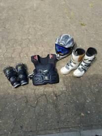Motocross kit for kids
