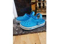 Kids Crocs size 1