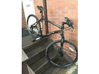 RRP £599 WHYTE RIDGEWAY hybrid mountain bike RECEIPTS present V.GOOD CONDITION