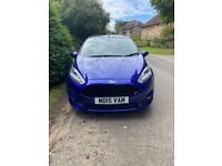 Ford, FIESTA ST3, Hatchback, 2015, Manual, 1596 (cc), 3 doors