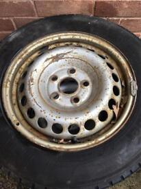 Van wheels and tyres