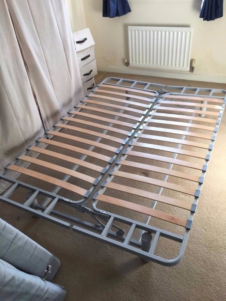 super popular 3a103 cd83c IKEA Bedding sofa bed frame. FREE | in Shoreham-by-Sea, West ...