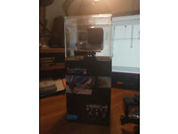 GoPro Hero 4 Black w/ accessories