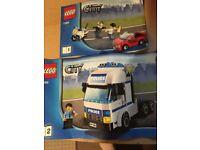 Lego 7288 Mobile Police Unit