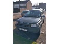 Landrover Freelander - £500 (no offers) no mot