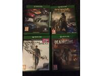 8 Xbox one games
