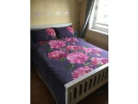 Bundle of different bedding sets, many items