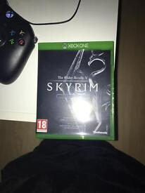 Skyrim Xbox one