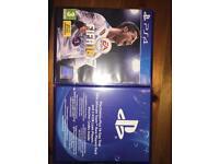 Fifa 18 sealed PS4