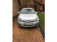 Vauxhall Astravan Sportive CDTi 1.9 - 61 plate - Silver