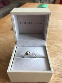 Silver Fiorelli Ring
