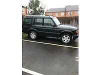 2002 Land Rover discovery td5
