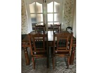Dinning table and Sideboard in excellent condition -- REDUCED