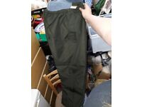 Fishing trousers - new - size M