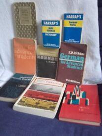 German text books