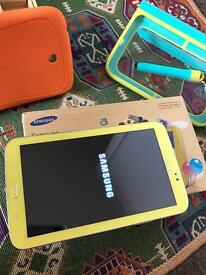Samsung gale your tab 3 kids
