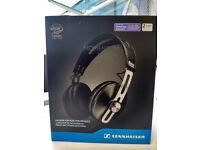 Sennheiser Momentum 2 Around Ear / Over Ear Headphones M2 AEG LN with box