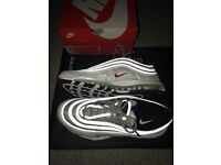 Nike Air Max 97 Silver Bullets - Size 11