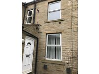 AVAILABLE NOW - 2 bed back to back terrace house, rear garden - BD4