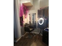 Make Up Artist and brow and lash technician required for west end salon