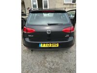 VW Golf mk7 1.6 Diesel in Black