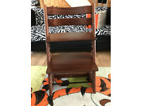 Stokke Tripp Trapp® Chair Walnut + baby set + cushion