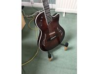 Taylor T5Z Pro in Molasses Sunburst SUPERB !! Other Gear Available !