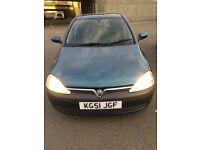 Vauxhall Corsa 1.0 , low mileage,not,Peugeot,Nissan, polo,fiat,Clio,KA,Fiesta