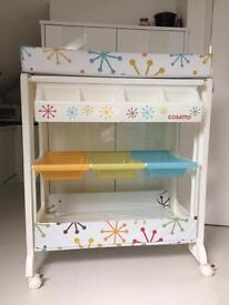 Cossatto Baby Changing Unit